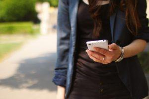 Navegar desde el teléfono smartphone es lo más habitual