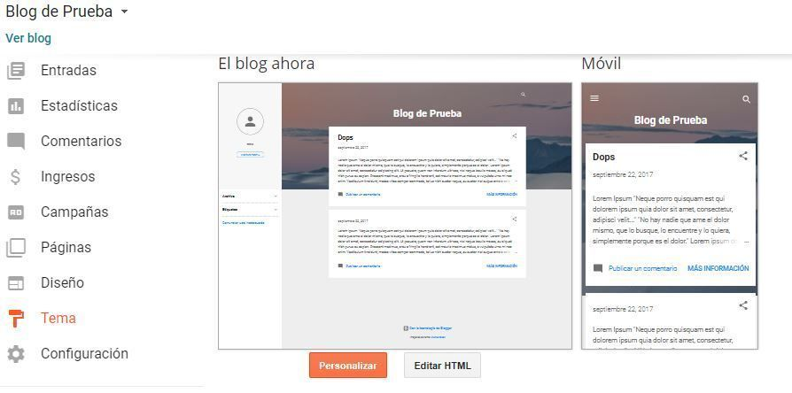 tema-html - migrar