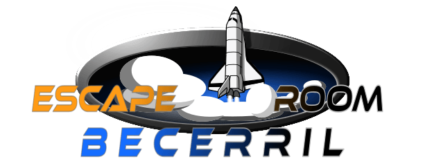 Logotipo Escape room becerril