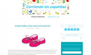 Migración y Desarrollo de la página web