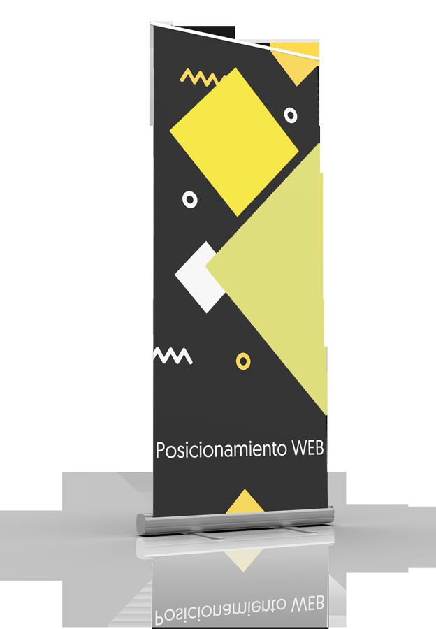 posicionamiento web valladolid cartel