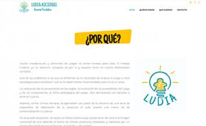 diseño web: ludiaasesoras