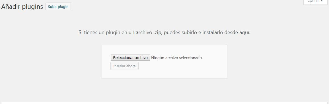 Añadir plugins buscador - migrar