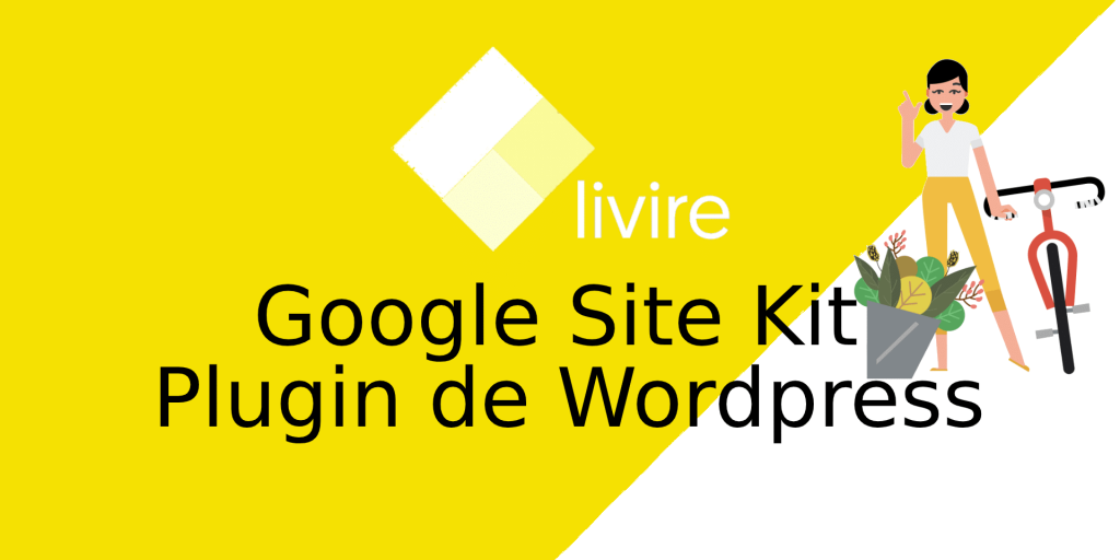 Site kit plugin de google para wordpress