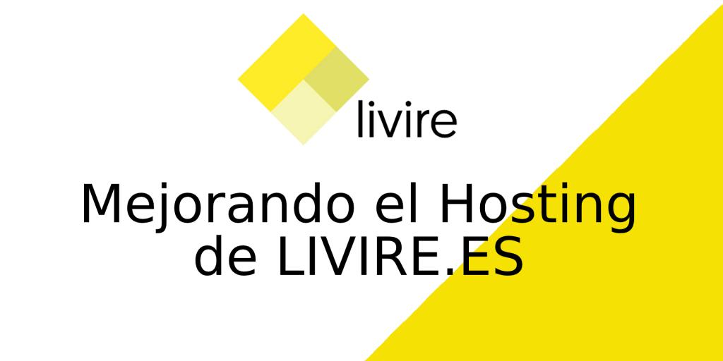 Mejoras en el servicio de hosting