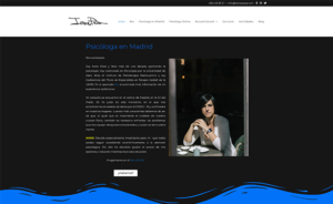 Desarrollo web Irene Poza