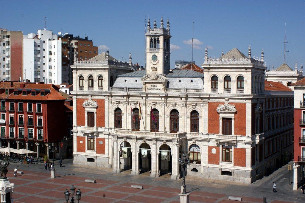 Empresas de Valladolid sin página web