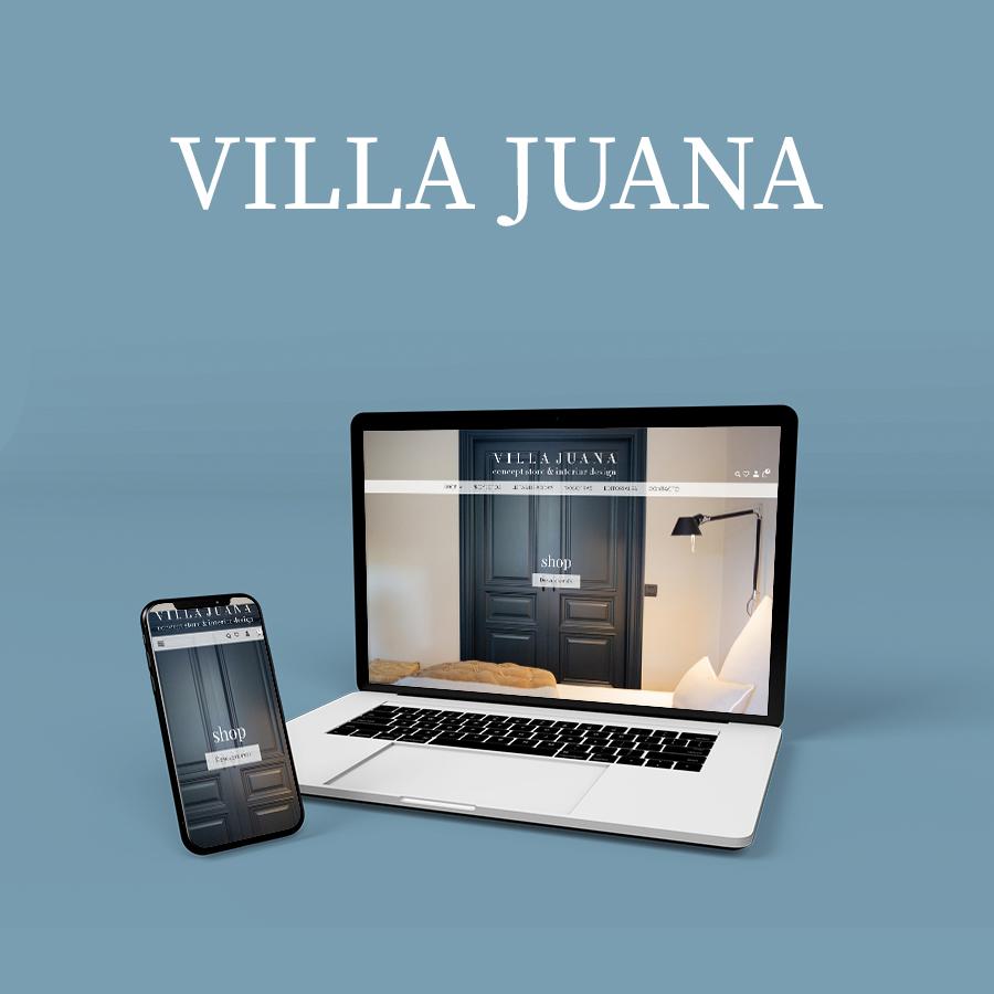 Diseño y Desarrollo: villa-juana.com